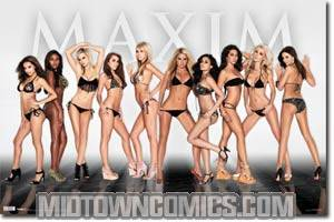 Maxim Group 10 Poster