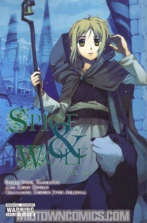 Spice & Wolf Vol 4 GN