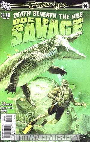 Doc Savage Vol 4 #14