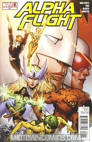 Alpha Flight Vol 4 #0.1