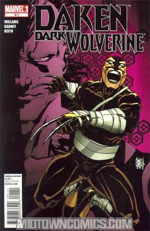 Daken Dark Wolverine #9.1