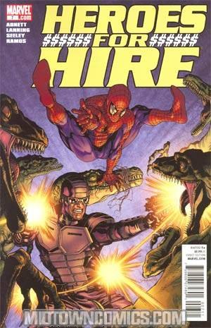 Heroes For Hire Vol 3 #7
