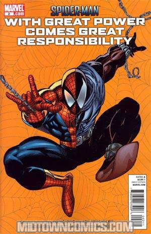 Spider-Man With Great Power Comes Great Responsibility #2