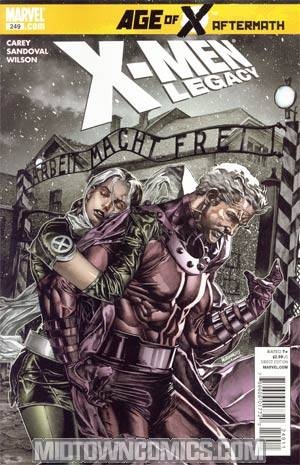 X-Men Legacy #249 (Age Of X Aftermath)