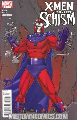 X-Men Prelude To Schism #2