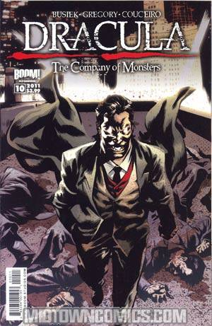 Dracula Company Of Monsters #10