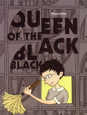 Queen Of The Black Black TP