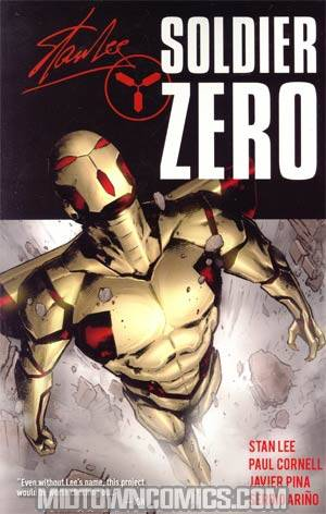 Stan Lees Soldier Zero Vol 1 One Small Step For Man TP