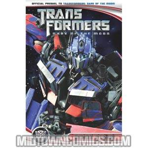 Transformers Dark Of The Moon Rising Storm TP