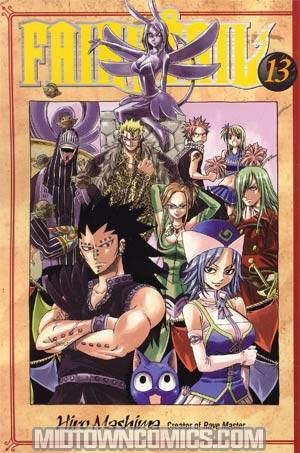 Fairy Tail Vol 13 GN