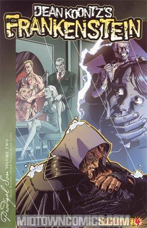 Dean Koontzs Frankenstein Prodigal Son Vol 2 #4