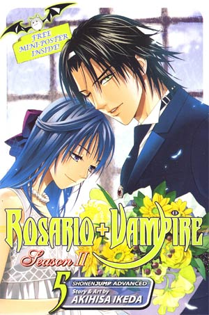 Rosario And Vampire Season II Vol 5 GN