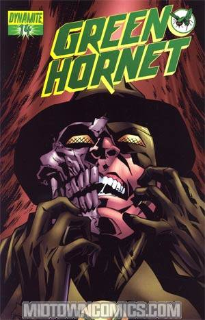 Kevin Smiths Green Hornet #14 Cover B Regular Phil Hester Cover