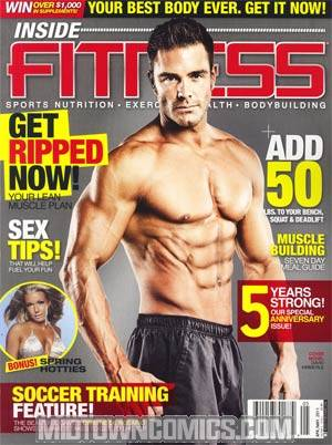 Inside Fitness Magazine #26 Vol 6 #2 Apr / May 2011