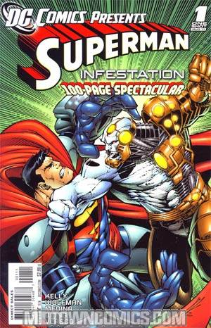DC Comics Presents Superman Infestation #1