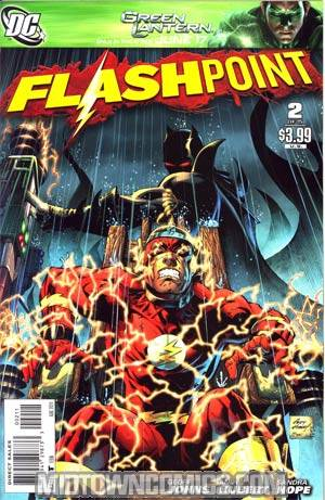 Flashpoint #2 Cover A 1st Ptg Regular Andy Kubert Cover