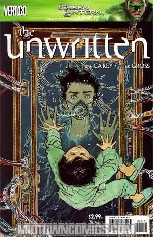 Unwritten #26