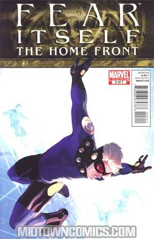 Fear Itself Home Front #3