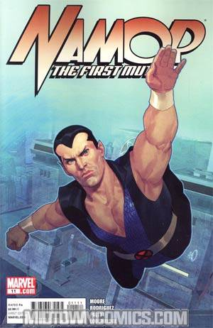 Namor The First Mutant #11