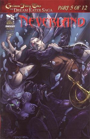 Neverland Grimm Fairy Tales One Shot Cover A Khary Rhandolph (Dream Eater Saga Part 5)