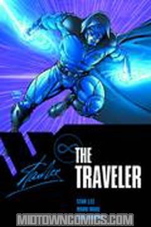 Stan Lees The Traveler #1 Variant Cover Set