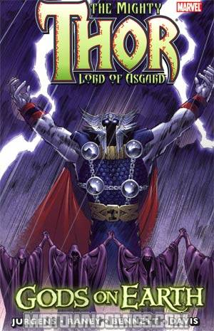 Thor Gods On Earth TP New Printing