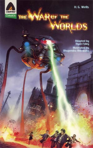 War Of The Worlds TP By Campfire