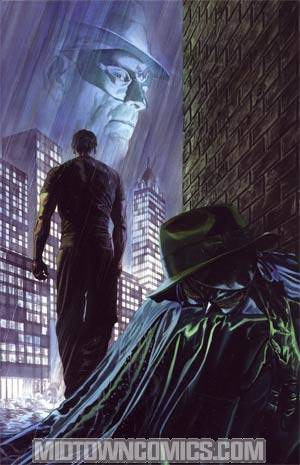 Kevin Smiths Green Hornet #15 Cover D Incentive Alex Ross Virgin Cover