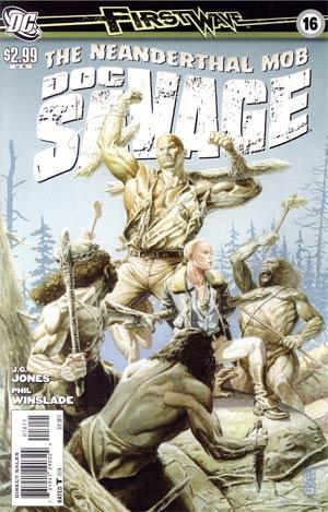 Doc Savage Vol 4 #16