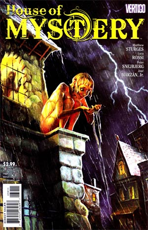 House Of Mystery Vol 2 #39