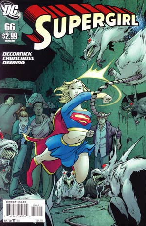 Supergirl Vol 5 #66