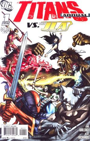 Titans Annual 2011 #1