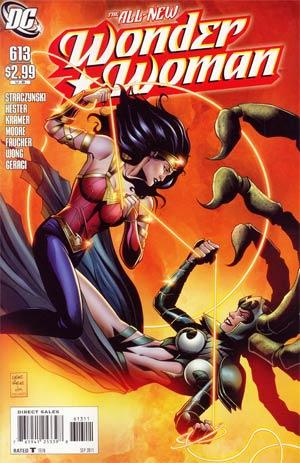 Wonder Woman Vol 3 #613 Cover A Regular Lee Garbett Cover