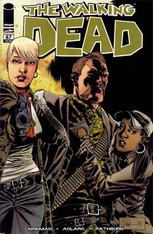 Walking Dead #87