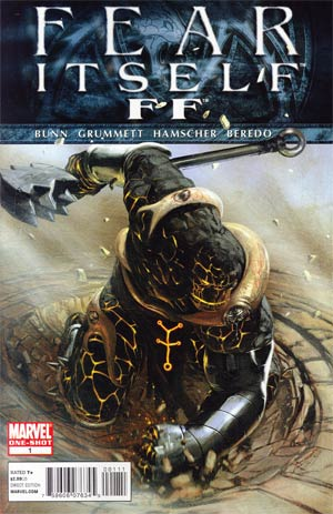 Fear Itself FF #1