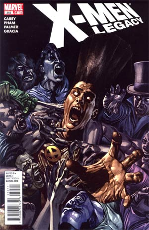 X-Men Legacy #252 (Age Of X Epilogue)