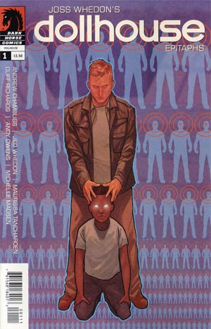 Dollhouse Epitaphs #1 Regular Phil Noto Cover