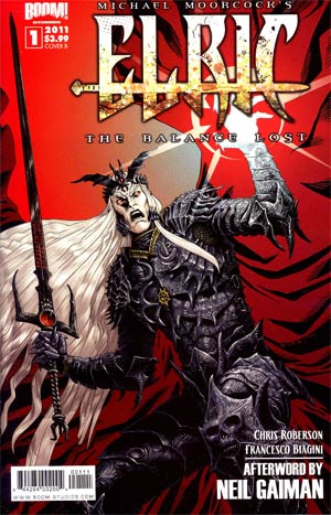 Elric The Balance Lost #1 1st Ptg Regular Cover B