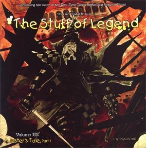 Stuff Of Legend Jesters Tale #1