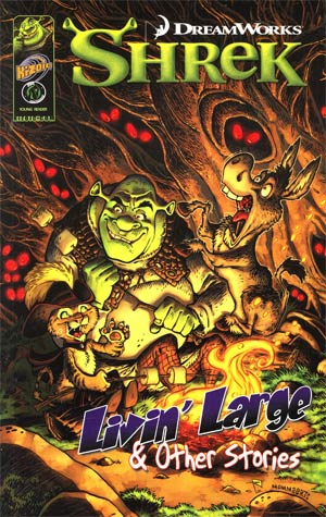 Shrek Livin Large & Other Stories TP