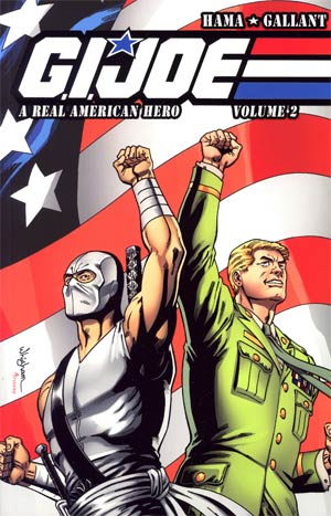 GI Joe A Real American Hero Vol 2 TP