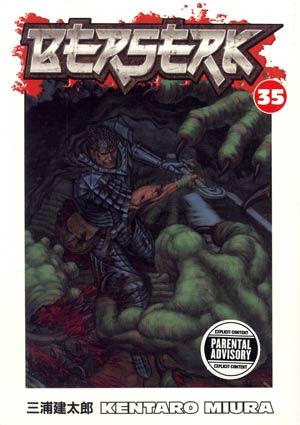 Berserk Vol 35 TP
