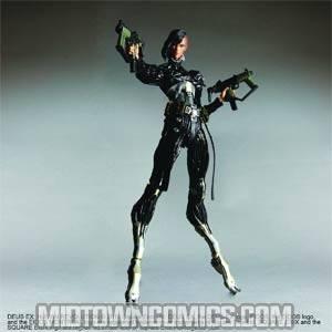 Deus Ex Human Revolution Play Arts Kai Federova Action Figure