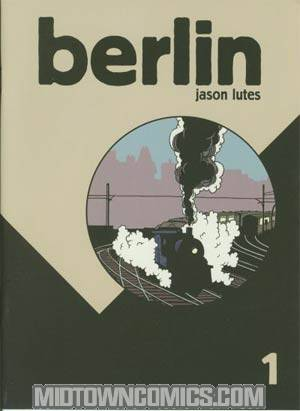 Berlin #1 Cover A