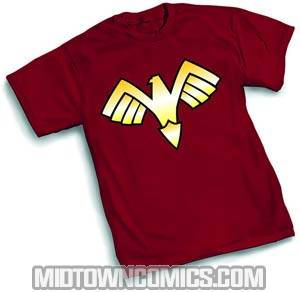 Wonder Girl Symbol T-Shirt Large