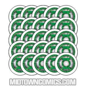Flashpoint Pin Bag Of 25 Pins - Abin Sur The Green Lantern