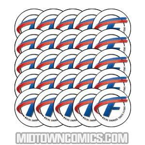 Flashpoint Pin Bag Of 25 Pins - Hal Jordan