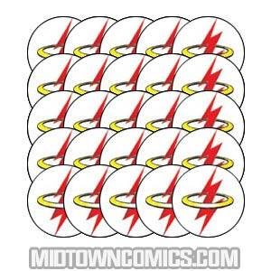 Flashpoint Pin Bag Of 25 Pins - Kid Flash Lost