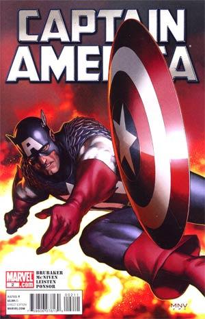 Captain America Vol 6 #2