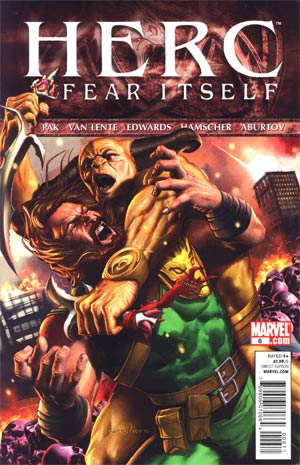 Herc #6 (Fear Itself Tie-In)